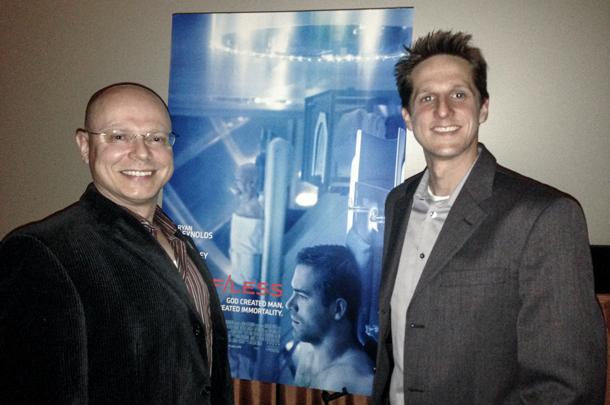 Wolfgang Fink and Michael Bonaguidi