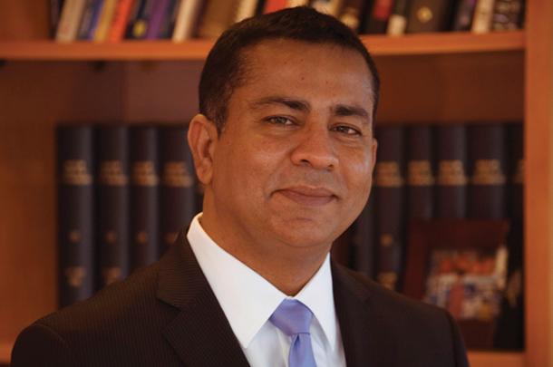 USC Eye Institute Director Rohit Varma, MD, MPH
