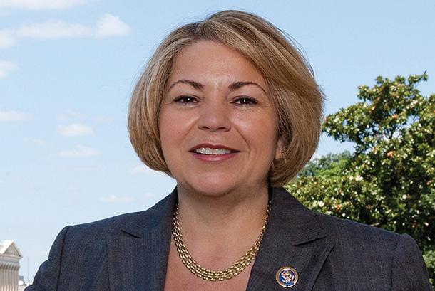 Congresswoman Linda Sánchez