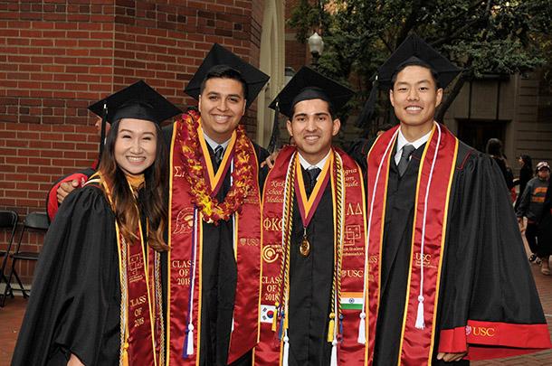 Undergraduates' achievements lauded at ceremony