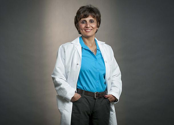 Janet Moradian-Oldak