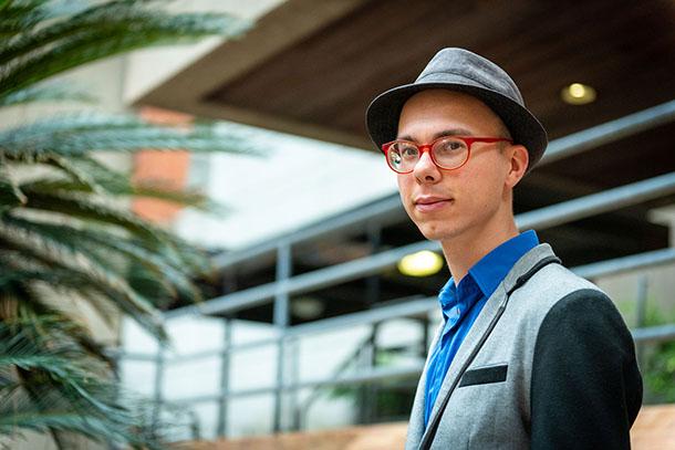 Researcher explores links between transgender brain and gender identity