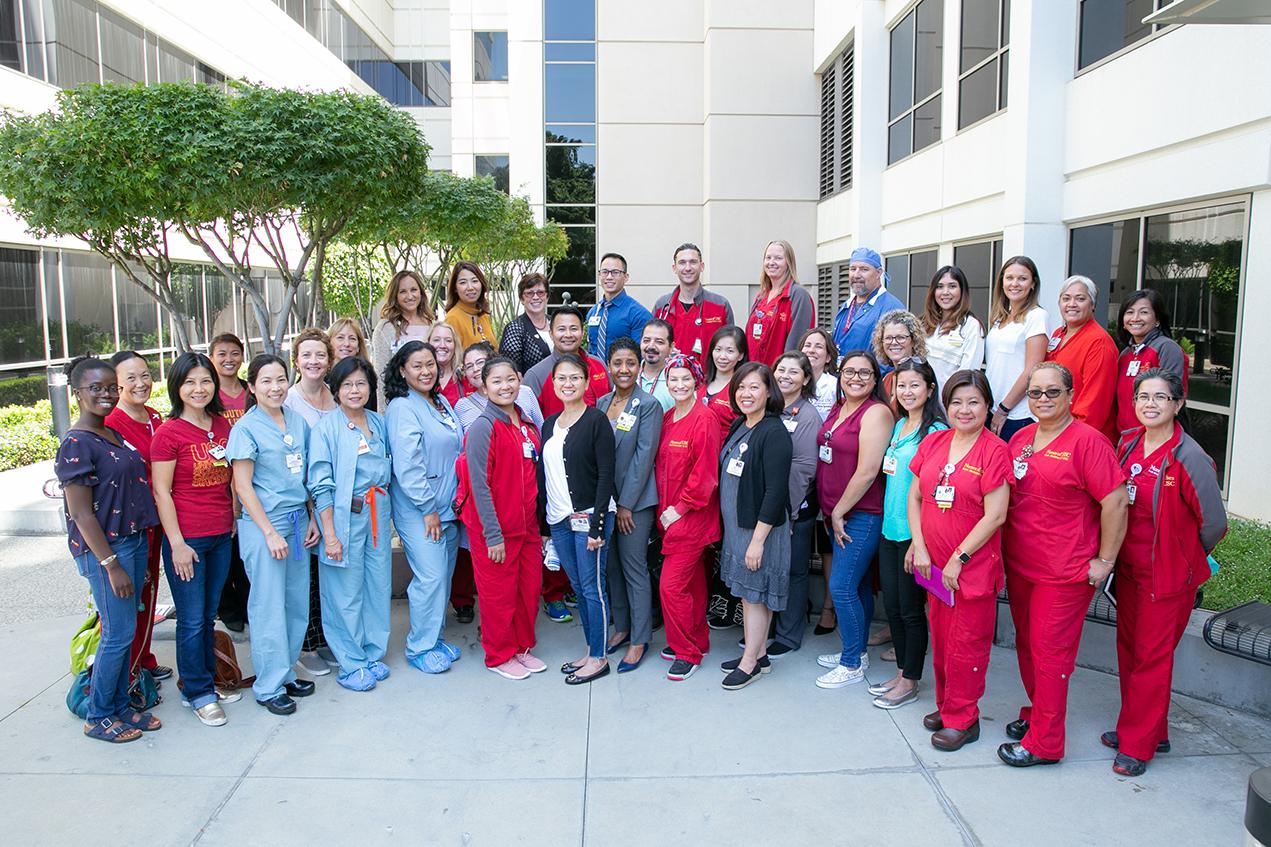 Keck Professionalism Program expands to nursing staff