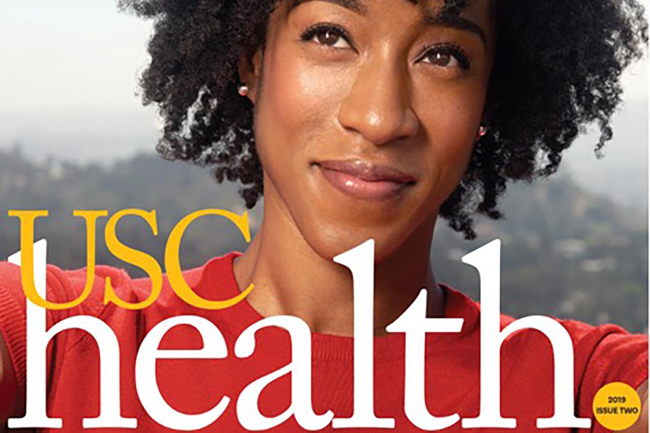 Consumer magazine USC Health expands to digital