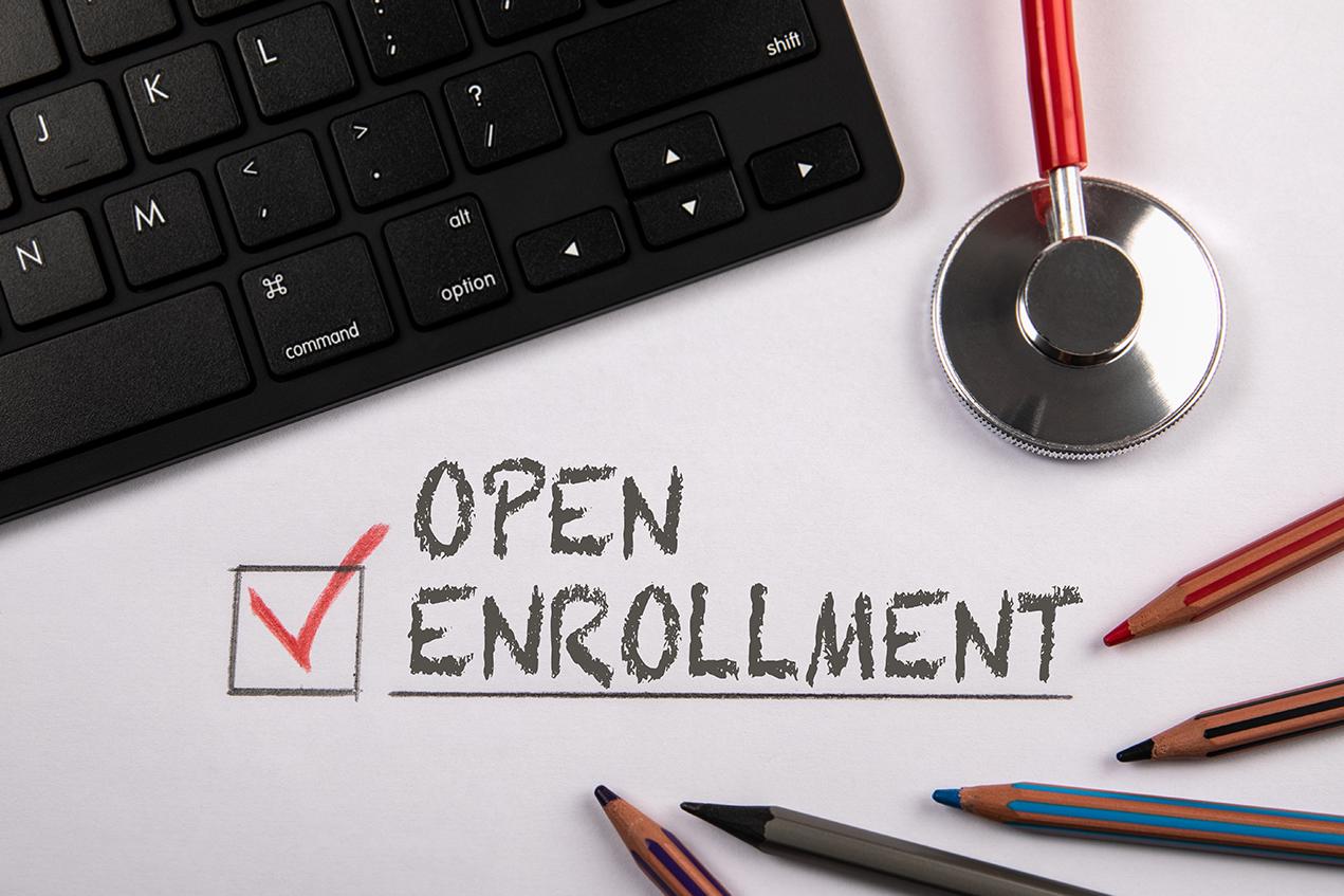 Open enrollment 2022 opens Oct. 25 through Nov. 8